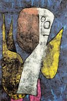 Poor Angel 1939 - Paul Klee reproduction oil painting