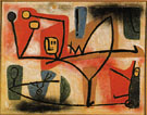Exuberance 1939 - Paul Klee reproduction oil painting