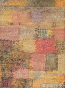 Florentine Villa District 1926 - Paul Klee reproduction oil painting