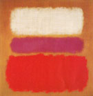 White Cloud over Purple 1957 - Mark Rothko