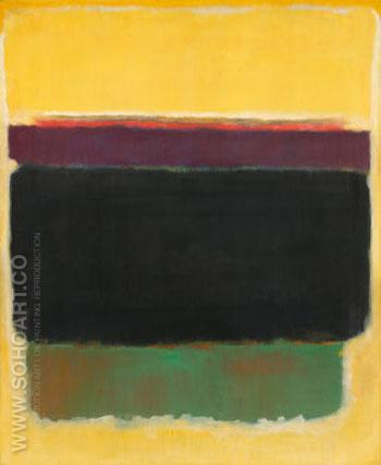 Untitled 1949 425 - Mark Rothko reproduction oil painting
