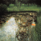 The Swamp 1900 - Gustav Klimt