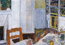 White Interior 1932 - Pierre Bonnard