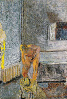 Nude in an Interior c1935 - Pierre Bonnard