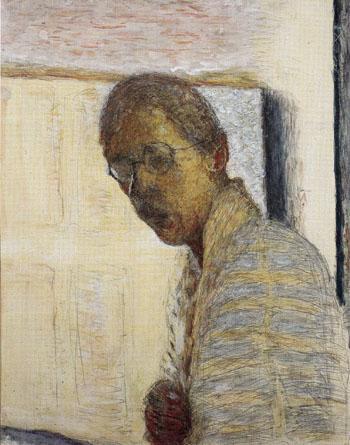 Self Portrait 1930 - Pierre Bonnard reproduction oil painting