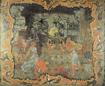Pleasure 1906 - Pierre Bonnard reproduction oil painting