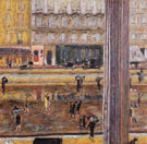 Boulevard des Batignolles 1926 - Pierre Bonnard reproduction oil painting