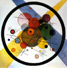 Circles in Circle 1923 - Wassily Kandinsky
