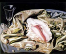 Seashell 1941 - Tamara de Lempicka reproduction oil painting
