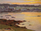 Purple Evening - Edward Henry Potthast reproduction oil painting