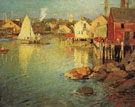 Ferry Landing - Edward Henry Potthast