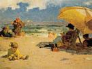 At the Seaside - Edward Henry Potthast