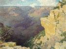 Bright Angel Canyon Grand Canyon - Edward Henry Potthast