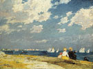 Sailboats - Edward Henry Potthast