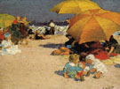 On the Sands - Edward Henry Potthast
