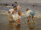 The Bucket Brigade - Edward Henry Potthast