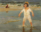 Dripping Wet - Edward Henry Potthast