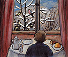 Breakfast of the Birds 1934 - Gabriele Munter reproduction oil painting