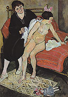The Abandoned Doll 1921 - Suzanne Valadon