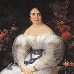 HAUDEBORT-LESCOT, Antoinette Cecile Hortsense