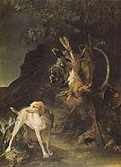 Dog and Game 1730 - Jean Simeon Chardin