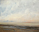 Marine 1866 - Gustave Courbet reproduction oil painting