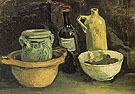 Still Life c1884 - Vincent van Gogh reproduction oil painting