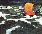The Sea I 1912 - Emile Nolde