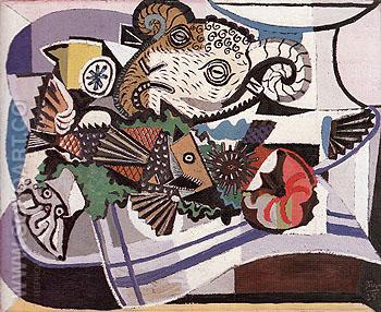 The Rams Head 1925 - Pablo Picasso reproduction oil painting