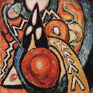 Movements c1915 - Marsden Hartley reproduction oil painting