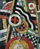 Painting No5 c1914 - Marsden Hartley reproduction oil painting