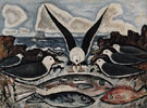 Give Us This Day 1938 - Marsden Hartley reproduction oil painting