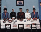 Fishermens Last Supper 1938 - Marsden Hartley reproduction oil painting