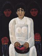 The Lost Felice 1939 - Marsden Hartley reproduction oil painting