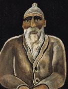 Portrait of Albert Pinkham Ryder 1938 - Marsden Hartley reproduction oil painting