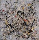 Number 18 1950 - Jackson Pollock