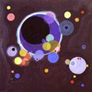 Several Circles 1926 - Wassily Kandinsky
