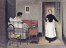 The Sick Girl 1892 - Felix Vallotton