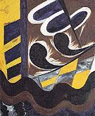 Electric Ornamental Design 1914 - Natalia Gontcharova