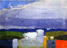 Paysage du Midi - Nicolas De Stael