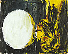 View out the Window 1982 - George Baselitz