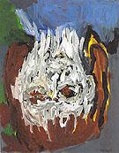 Maid 1986 - George Baselitz