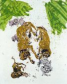 Twice Bruno 1999 - George Baselitz