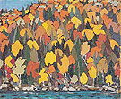 Autumn Foliage c1915 - Tom Thomson