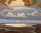 From the North Shore Lake Superior 1923 - Lawren Harris