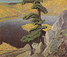 The Upper Ottawa Near Mattawa 1924 - Franklin Carmichael