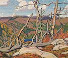 Northland Hilltop 1931 - J.E.H. MacDonald