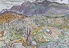 Lynn Valley c1932 - Frederick Varley