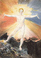 Glad Day or The Dance of Albion Ist engraved 1780 - William Blake