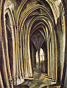 Saint Severin No 3 1909 - Robert Delaunay